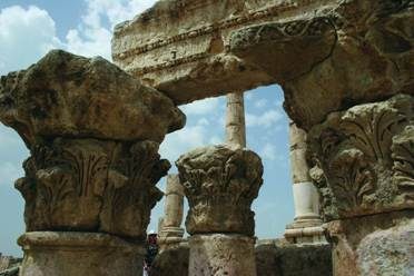 Amman- Jerash- Dead sea Full Day