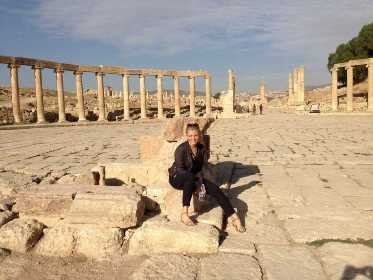 Jerash Day Tour Photo