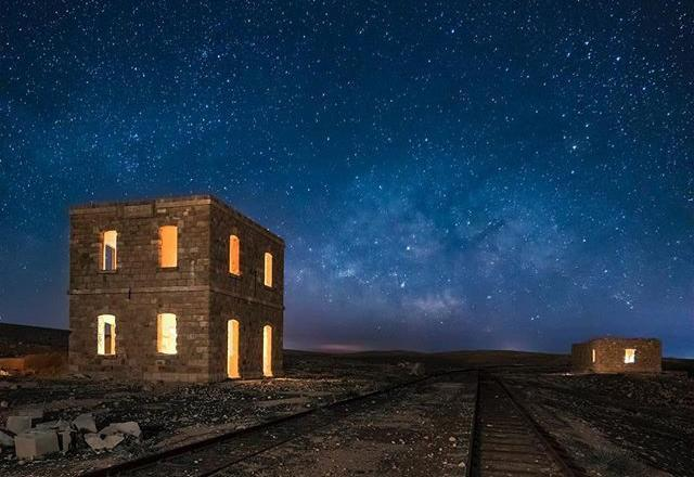 Photographer Illuminates Jordan's Historical Sites