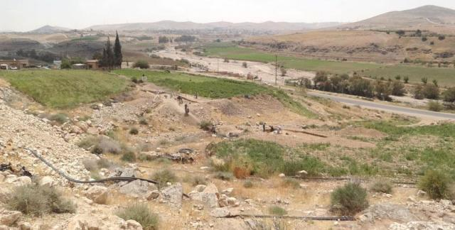 Flora, Fauna Remains in Wadi Al Zarqa Offer Scholars Insight Into Ancient Settlement