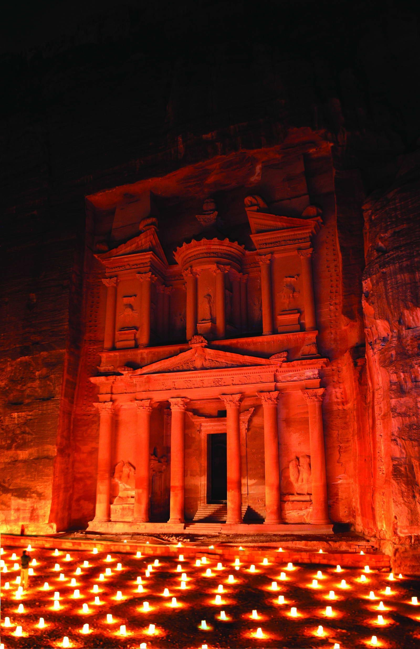 Jordan Among World's Top 10 Destinations