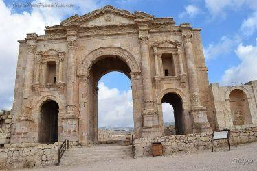 Jerash, Ajloun Castle & Mar Elias